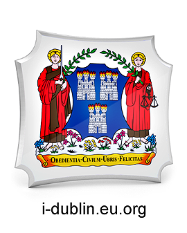 Website of Dublin, Ireland